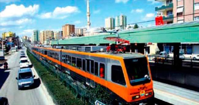 Melih ABİ: Türkmenbaşı ve Toros Mahallesi'ne metro ring seferleri konulsun
