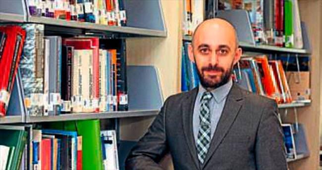 Türk akademisyene ABD'den büyük onur
