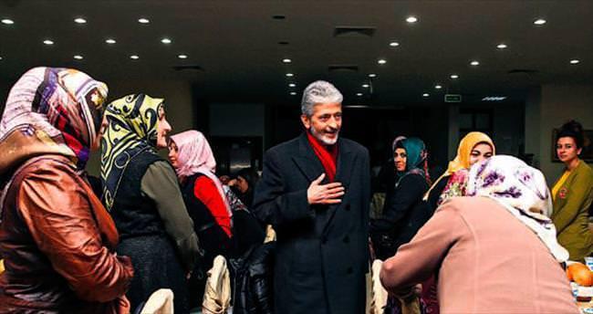 AK Parti Sincan 70 bin üyelik hedefine kararlılıkla ilerliyor