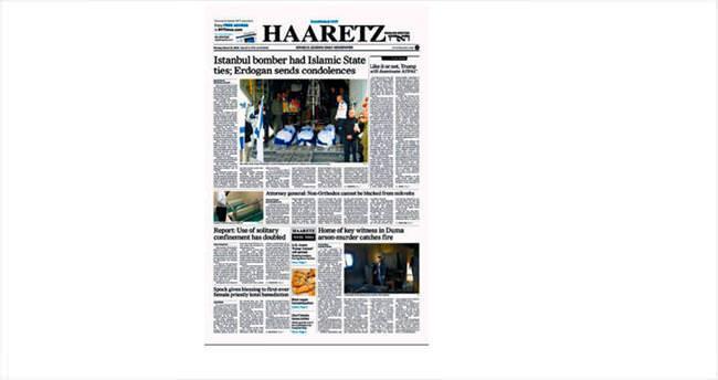 Erdoğan'ın taziye mektubu İsrail'de olumlu yankı buldu
