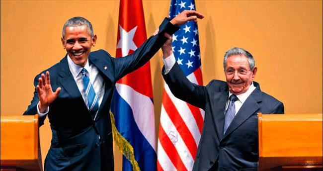 Havana'da sıcak temas