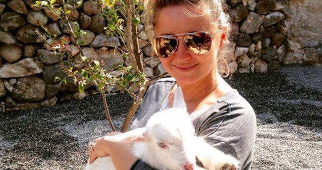 Pınar Aylin'den gülümseten paylaşım