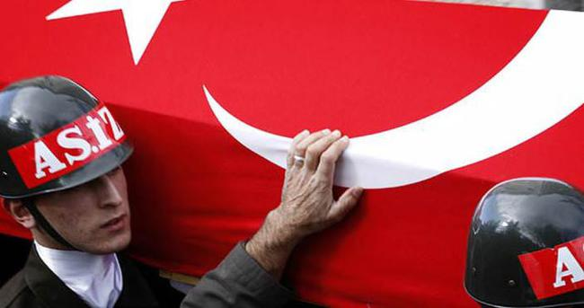 Mardin'de terör saldırısı: 1 şehit, 3 yaralı
