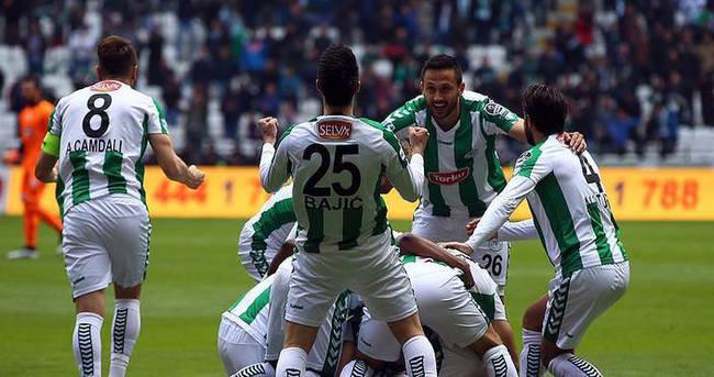 Torku Konyaspor'un başarısı 'kalesinde' saklı