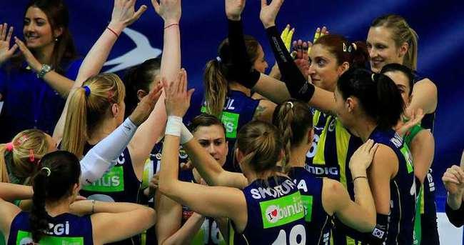 Fenerbahçe Grundig Final Four'da