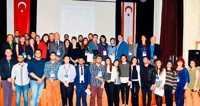 YDÜ'de uluslararası öğrenci projeleri yarıştı