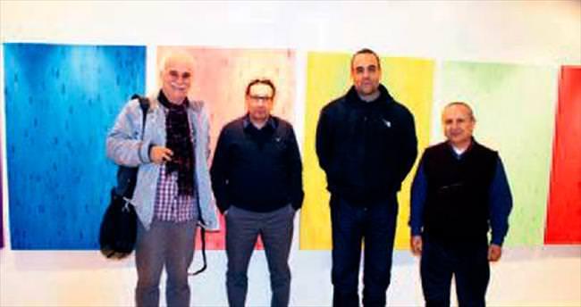 Aktuğ'dan 'Renkler ve Derinlikler' sergisi
