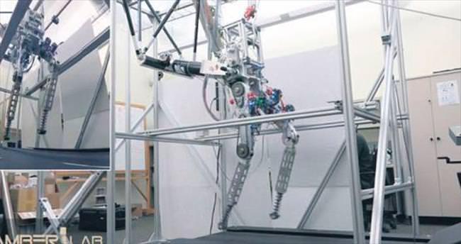 İnsanı insansılığıyla ürküten robot