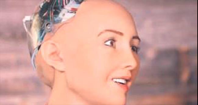 Robot gafı: İnsanlığı yok edeceğim