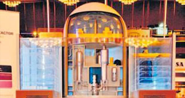 Sinop santralının maketi tanıtıldı