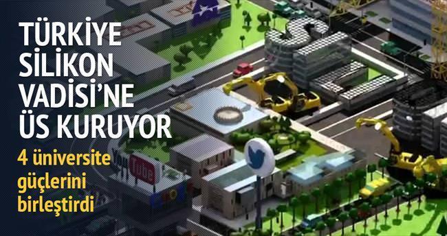 Silikon Vadisi'nin ilk Türk üssü kuruluyor