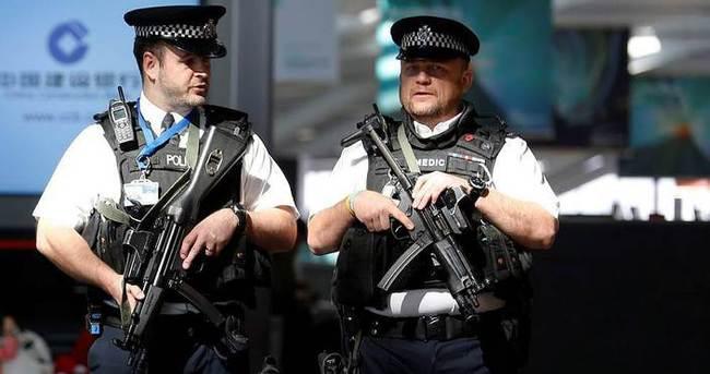 Londra'da güvenlik önlemleri artırıldı