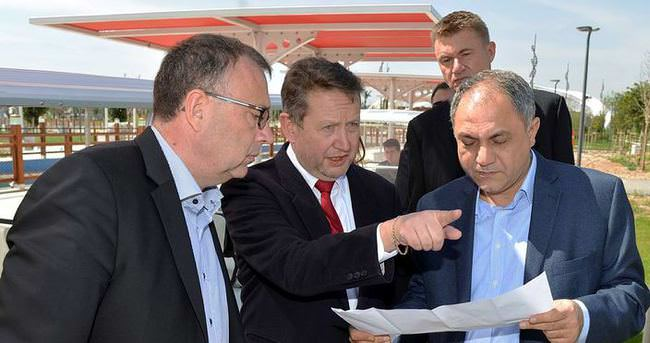 Almanya, EXPO 2016 Antalya'ya hazırlanıyor