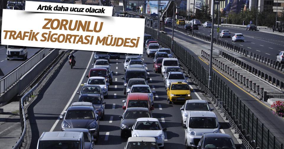 Bakan Şimşek'ten zorunlu trafik sigortası müjdesi