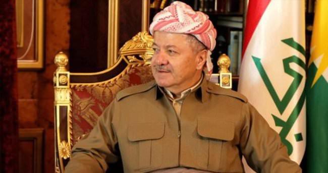 Barzani: 'PYD ve PKK tam olarak aynı şeydir'