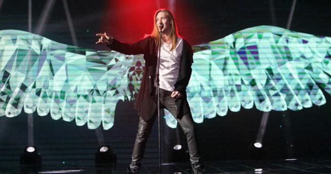 Eurovision'da şov!