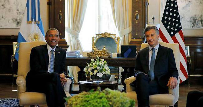 Arjantin ve ABD anlaştı