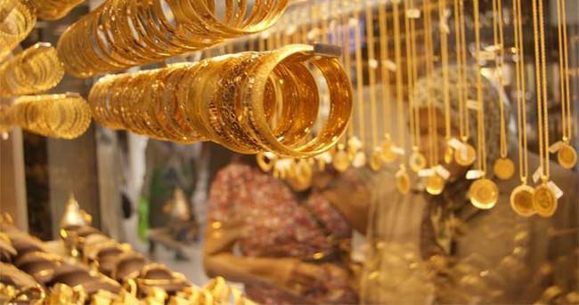 Altının kilogramı 112 bin 800 liraya geriledi