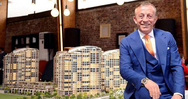 Ali Ağaoğlu Central Park projesini tanıttı