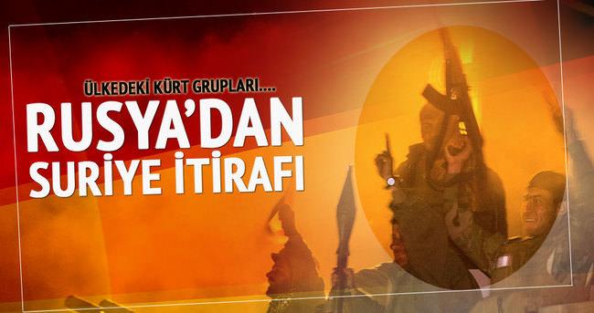 ''Suriye'de Kürt güçlerini eğittik''