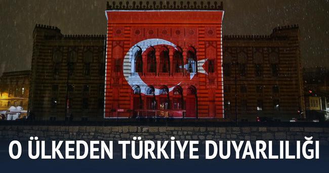 Bosna Hersek'in Türkiye duyarlılığı...