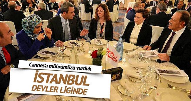 İstanbul devler liginde
