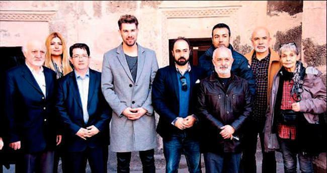 'Somuncu Baba'nın ilk galası Aksaray'da yapıldı
