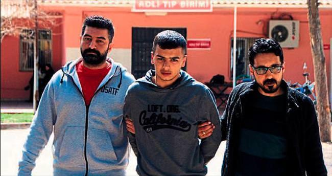 Polisi bıçaklayan torbacı tutuklandı