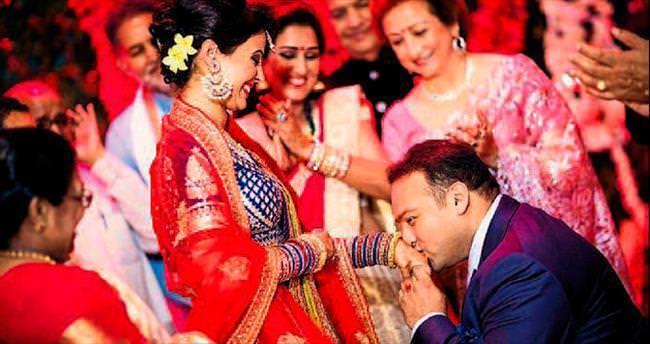 Hint düğünleri iştah kabarttı