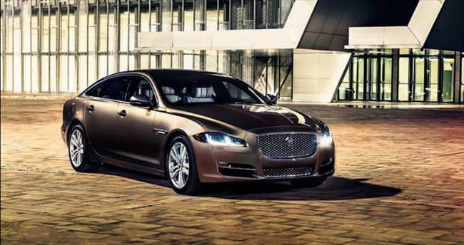 Jaguar XJ modeli yenilendi