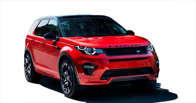 Land Rover Discovery'e dizel motor