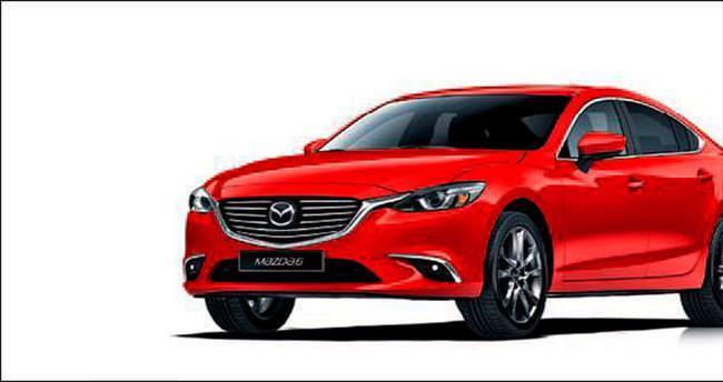 Mazda6'ya dizel dopingi