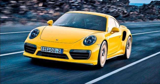 Porsche'nin en hızlısı