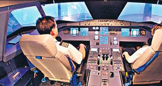 Hayali pilot eğitimine 5 yıl