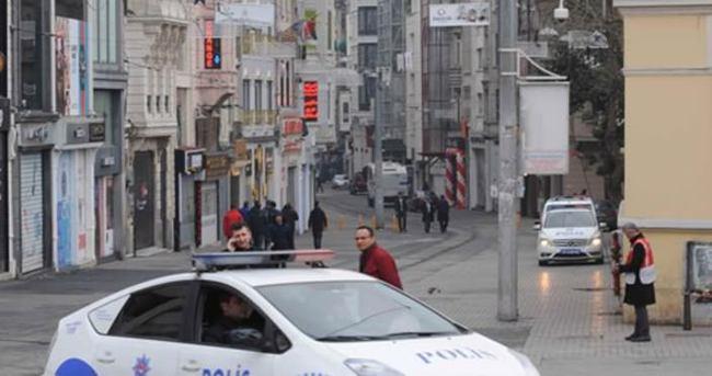 İstiklal Caddesi'ndeki saldırıyla ilgili 1 kişi tutuklandı