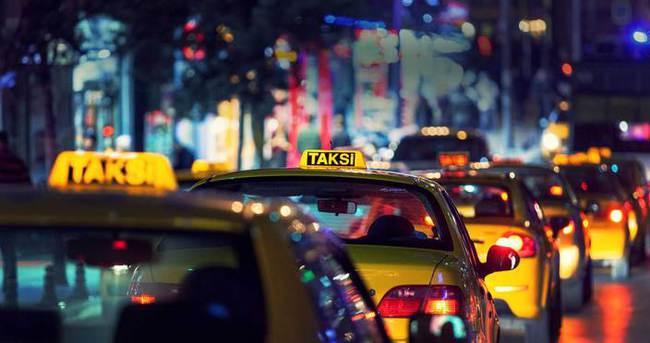 Taksicilerin ikiz plaka isyanı
