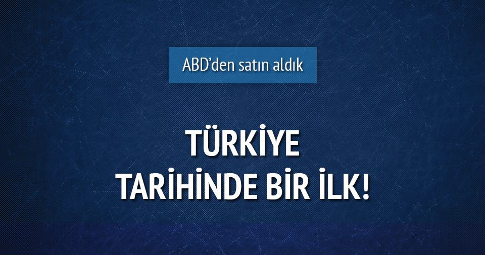 Türkiye ilk kez ABD'den doğalgaz aldı