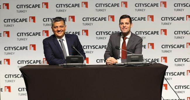Cityscape Turkey'e binlerce kişinin katılması bekleniyor