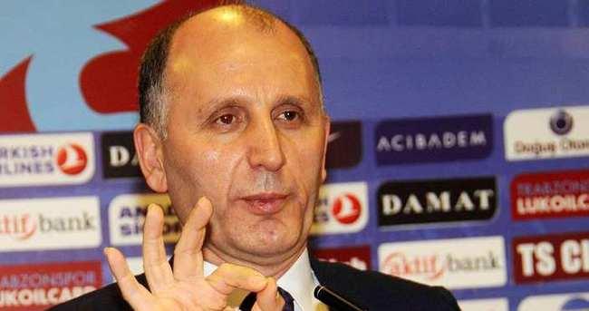 Trabzonspor heyeti UEFA'daki savunma için İsviçre'de