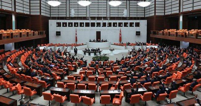 AK Parti kendi önergesini verdi