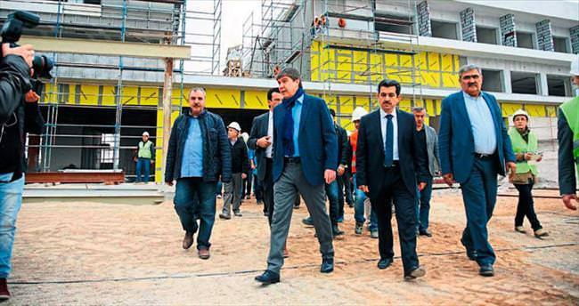 Antalyaspor Kolejli oluyor
