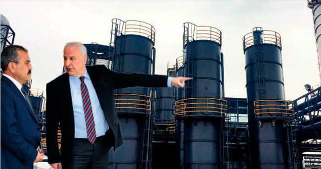 Başkentin 4 bin 500 ton çöpü elektriğe dönüşüyor