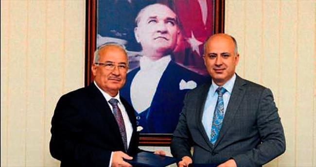 Mersin Büyükşehir ile üniversite işbirliği