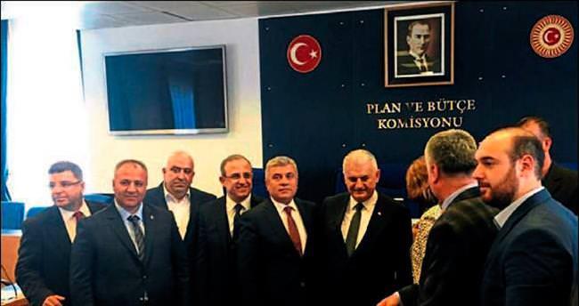 AK Parti Karşıyaka'dan Ankara çıkarması