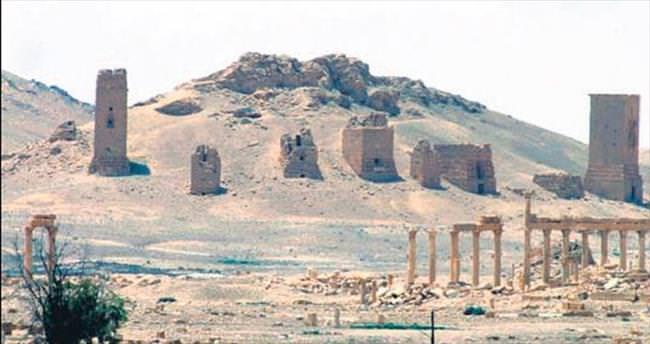 Esad'ın ordusu Palmira'da