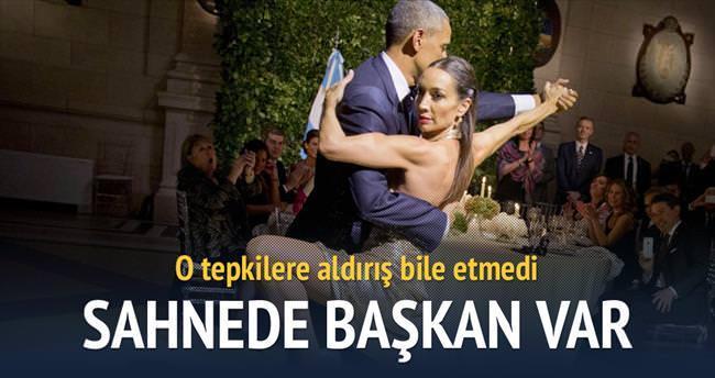 Obama'dan son tango