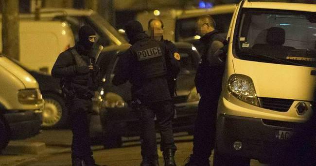 Paris'te terör operasyonu
