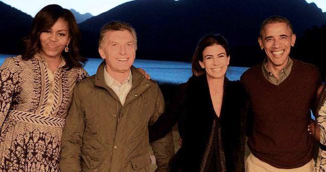 Obama Arjantin ziyaretini tamamladı