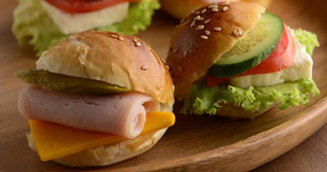 Mini Sandviç Nasıl Yapılır?