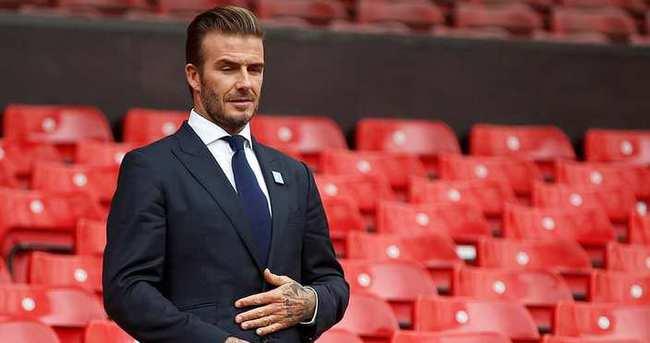 Beckham, stadı için arazi satın aldı
